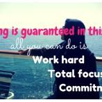 Nilai dari sebuah kerja keras