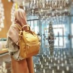 PROMO : GRATIS Tas Paris BackPack