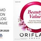 KATALOG ORIFLAME SEPTEMBER 2020