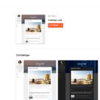 Cara mengatur tampilan blog